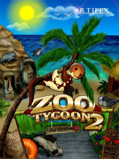 ZT2: Island Excursions - The Zoo Tycoon Wiki - Zoo Tycoon ...