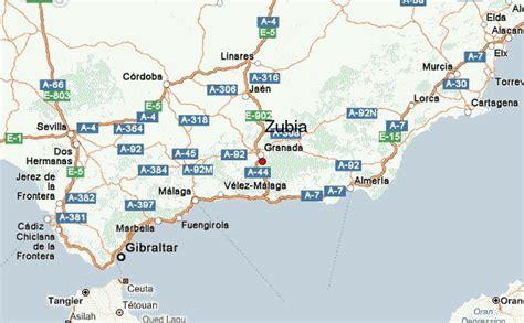 Zubia Location Guide