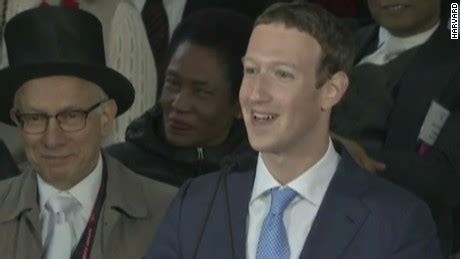 Zuckerberg: My parents are most proud of this   CNN Video