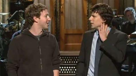 Zuckerberg y Eisenberg: primer cara a cara de los ...