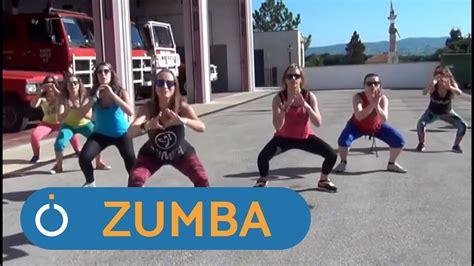 ZUMBA para niños - Coreografía para principiantes - YouTube