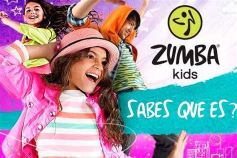 Zumba para niños | Que es Zumba Kids ® paso a paso | DEZUMBA