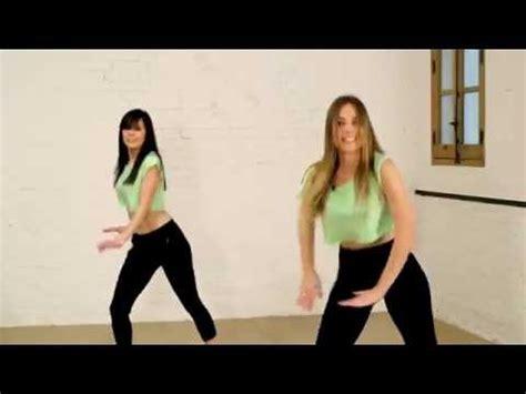 zumba para principiantes en español paso a paso - YouTube