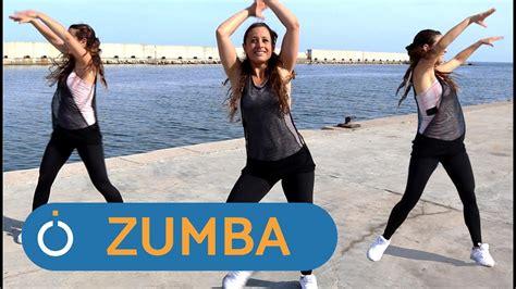 ZUMBA Reggaeton lento - Zumba para principiantes - YouTube