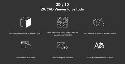 ZWCAD DWG Viewer, visor gratuito para planos dwg, dxf, dwf ...